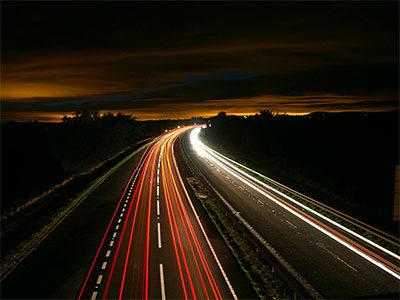 Auto und Verkehr